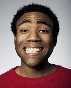 Donald Glover. [Troy from Community]