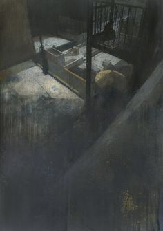 """From """"The Pathology of Nowhere"""" Series, Federico Infante (2012-2013)"""