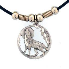 Native American Indian Inspired Howling Wolf Moon Earth Spirit Necklace Pendant Women's Men's Jewelry V.S. Pendants and Necklaces,http://www.amazon.com/dp/B00A5USFMK/ref=cm_sw_r_pi_dp_-.Gesb0MHQDSW53Y
