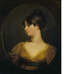Thomas Lawrence   Portrait of a Lady (Sally Siddons?)  England  c. 1800
