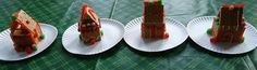 GingerBread Houses - must do  Graham Crackers  Conf Sugar & Milk  Candies