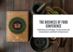 New episode this afternoon! LIVE podcasting the from Business of Food Conference in #Cville! Five great interviews!