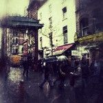 Rainy London - Chinatown