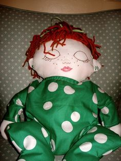 Custom  New Baby or Adoption Doll  You Decide Gender by Meoneil, $45.00
