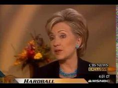 Hillary Clinton - I Wouldn't Have Believed It If I Hadn't Seen It - YouTube Published on Mar 5, 2016 One has to merely watch this short clip on Hillary Clinton talking about herself with such self-indulgent Hillary-admiration to see how her mind works. It's all about her, not about the American people. If this video doesn't explain the absolute maniacal thinking that is going on inside that half-witted brain of hers, nothing will.