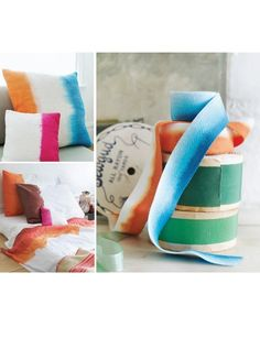 DIP & Dry: Add some colour to your life!!!Sweet Paul Magazine - Fall 2012 - Page 116-117