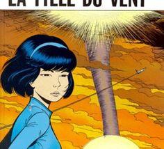 Yoko Tsuno - La Fille du Vent