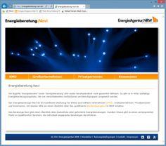 Neue Website der EnergieAgentur.NRW findet für jeden die passende Energieberatung