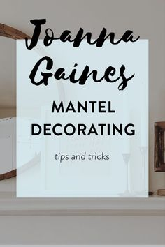 Decorating a mantel or dresser top can seem really simple until you try. Here are some tips to get your mantel like Joanna Gaines helped you out! Joanna Gaines Decor, Joanna Gaines Farmhouse, Joanna Gaines Style, Joanna Gaines House, Farmhouse Mirrors, Country Farmhouse Decor, Farmhouse Style, Country Chic Cottage, Magnolia Homes
