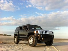 driving in fun cars on beaches around the U.S.
