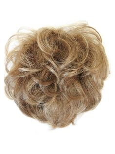 The Magic Top 2 by Estetica Designs is a flawless topper that will blend easily and seamlessly into your hair. With easy clips to attach to your hair, no one will be able to tell you're wearing this topper! Wigs For Cancer Patients, Golden Blonde Highlights, Blonde Balayage, Curly Hair Pieces, Curly Hair Styles, Synthetic Lace Front Wigs, Synthetic Wigs, Best Wig Outlet, Hair