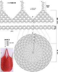 Marvelous Crochet A Shell Stitch Purse Bag Ideas. Wonderful Crochet A Shell Stitch Purse Bag Ideas. Filet Crochet, Crochet Shell Stitch, Crochet Diagram, Crochet Chart, Crochet Patterns, Crochet Pencil Case, Crochet Pouch, Crochet Diy, Crochet Bags