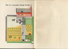 ISOTYPE Exmoor Village 1947