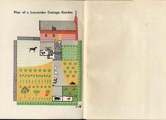 ISOTYPE Exmoor Village 1947