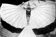 """""""Two years, four months and three days before the successful flights of the Wright brothers at Kitty Hawk, a birdlike monoplane took to the air at early dawn on August 14, 1901, near Bridgeport, Connecticut, carrying its inventor and builder, Gustav Whitehead, a distance of approximately a half mile."""" Stella Randolph, The Lost Flights of Gustave Whitehead"""