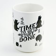 Time to Get Stuff Done Coffee Mug