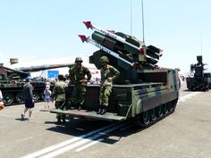 Taiwan Re-Ups on Old, Potentially Worthless Air-Defense Missiles
