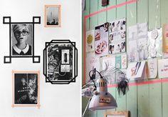 photos mur masking tape - Recherche Google
