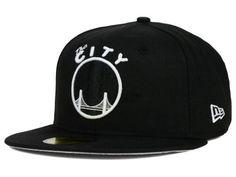 Golden State Warriors NBA HWC Back To Basic 59FIFTY Cap Hats