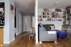 Salon styl Skandynawski - zdjęcie od Studio Malina – Architekci & Projektanci wnętrz - Salon - Styl Skandynawski - Studio Malina – Architekci & Projektanci wnętrz