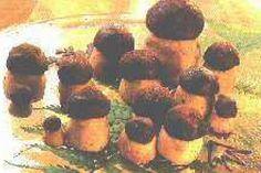 mandlové hříbečky