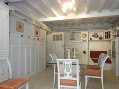 House for sale 6 rooms - surf: 280 m2 | Immoweb ref:5824222 beautiful art nouveau / arts and crafts room sadly painted white