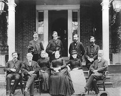 2. West Virginia Schools for the Deaf and the Blind faculty and staff, 1884