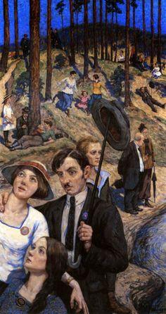 Hans Baluschek ~ The Berlin Secession | Tutt'Art@ | Pittura * Scultura * Poesia…