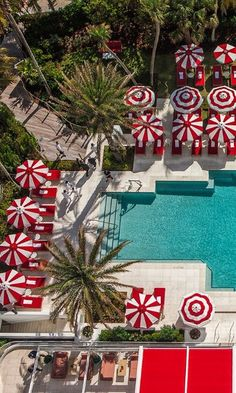 10 Hotels With Over-the-Top Poolside Experiences