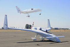 Burt Rutan's Long-EZ(Model 61)