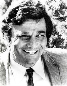 Peter Falk, acteur interprétant le lieutenant Columbo
