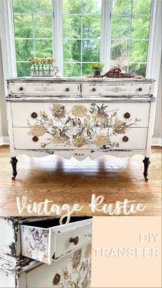 Country Furniture, Home Decor Furniture, Shabby Chic Furniture, Furniture Design, Flip Furniture, Painted Bedroom Furniture, Refurbished Furniture, Repurposed Furniture, Painting Furniture