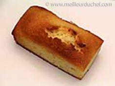 Cake au citron - Meilleur du Chef