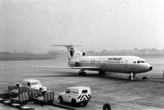 March 11, 1964: British European Airways introduces the Hawker Siddeley Trident on its route between London and Copenhagen.