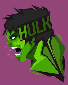 Pop culture stylized head shots of some of my fav characters and people Hulk Marvel, Marvel Dc Comics, Comic Book Characters, Marvel Characters, Comic Character, Marvel Avengers, Marvel Heroes, Comic Pictures, Marvel Wallpaper