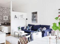 Destacando los rincones de casa. Como decorar un espacio mini