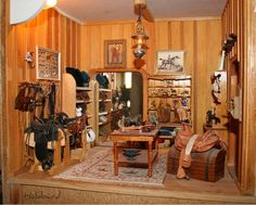 Teeny Tiny Tack Room