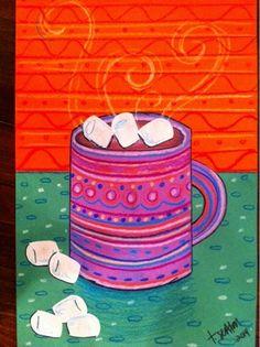 The Lost Sock : Hot Cocoa Mugs