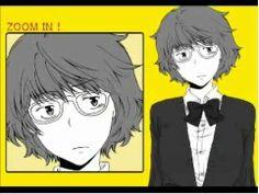 Fem!Irie Shoichi (From Katekyo Hitman Reborn)