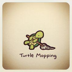 Turtle Totoro Turtleadayjuly Turtlewayne Webstagram