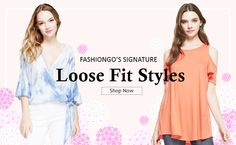 Shop FG's signature loose fit styles. Perfect for Summer. http://www.fashiongo.net/ #fashion #fashiongo #spring #style