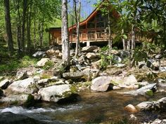 Banner Elk house rental - Envision your children playing in Beech Creek