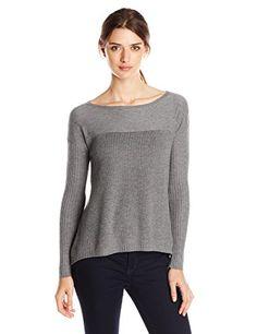 e020f4fa8b LAmade Women s Mix Stitch Pullover Sweater