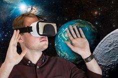 3D Virtual Reality Headset