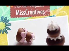 Tuto Fimo - Religieuses - YouTube misscréatives