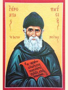 Elder Paisus of Mount Athos