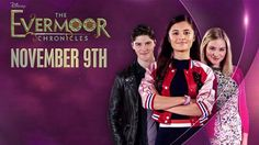 The Evermoor Chronicles: Disney UK Series Premieres November 9. Do you plan to watch?