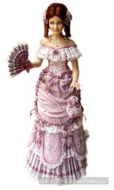 Нет предела совершенству... Авторские куклы Elisa Fenoglio / Авторская кукла известных дизайнеров / Бэйбики. Куклы фото. Одежда для кукол