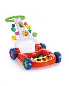Fisher-Price Walker-To-Wagon « Game Time Home