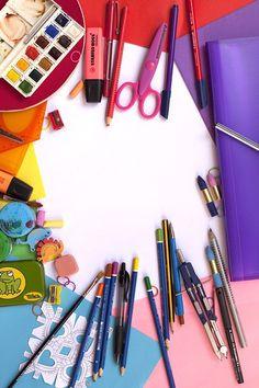 Карандаши и краски: 24 яркие фотографии — Студия Оксаны Колесниковой